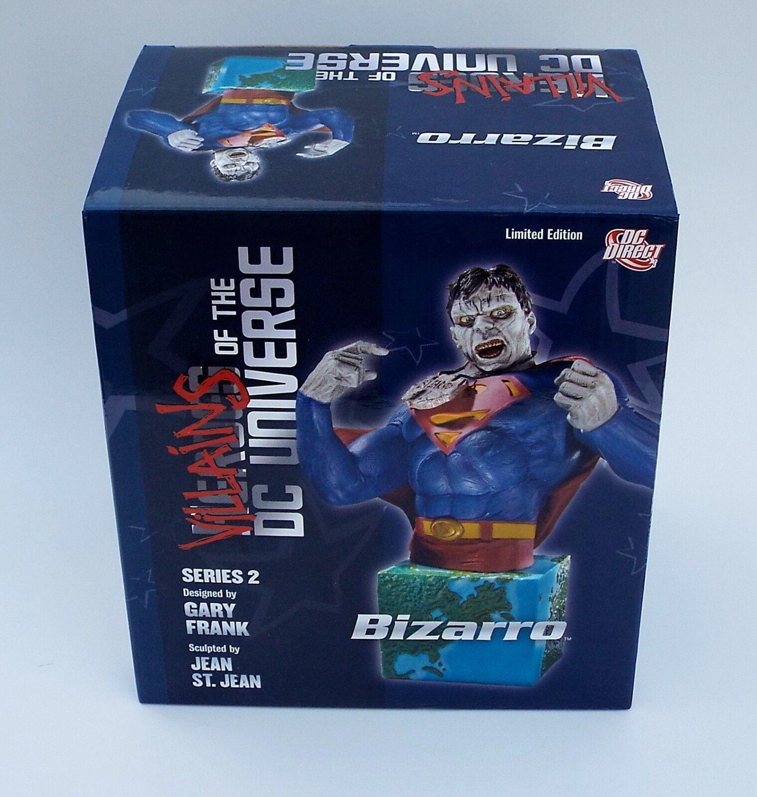Villains of the DC Universe Series 2 Bizarro 6
