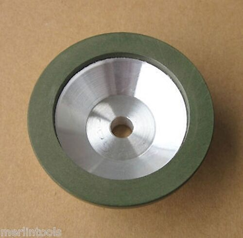 75 x 25 x 10 x 10mm Diamond Resin Cup Bowl Grinding Wheel 320G
