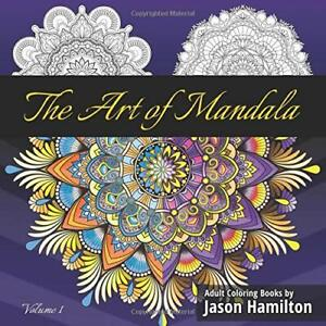 The-Art-of-Mandala-Adult-Coloring-Book-Featuring-Beautiful-Mandalas