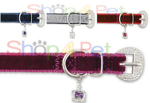 ANCOL-CROWN-JEWEL-DOG-COLLARS-SMALL-BITES-for-SMALL-DOGS-POOCHES-amp-PUPS