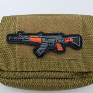 I Come I F*** S*** Up I Leave Brown Airsoft PVC Patch