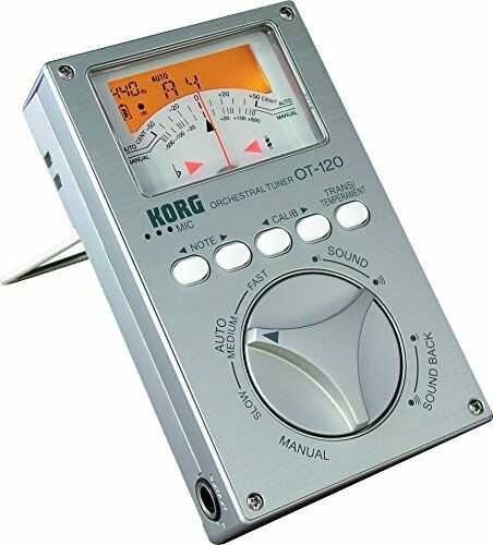 New Official KORG chromatic tuner orchestra for OT-120 from japan