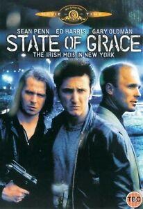 State-Of-Grace-1991-Sean-Penn-Ed-Harris-Michael-Lee-Baron-New-UK-Region-2-DVD