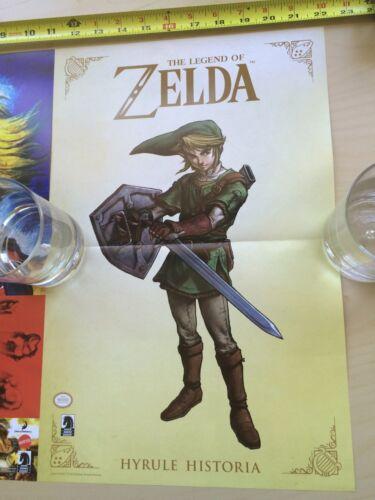 "He-Man Masters Of The Universe Poster 11/"" X 17/"" MOTU Zelda Link NYCC Dark Horse"