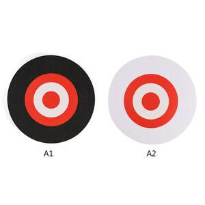 Archery Target EVA Foam Arrow Target 25x25x3cm 3D Block Stand Balck