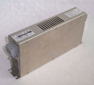 3EF-42-Mains-Filter-Danaher-Motion-Schaffner-Netzfilter-USED-slight-damage