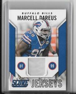 Details about 2015 SCORE NFL FOOTBALL SCORE JERSEYS MARCELL DAREUS JERSEY BUFFALO BILLS