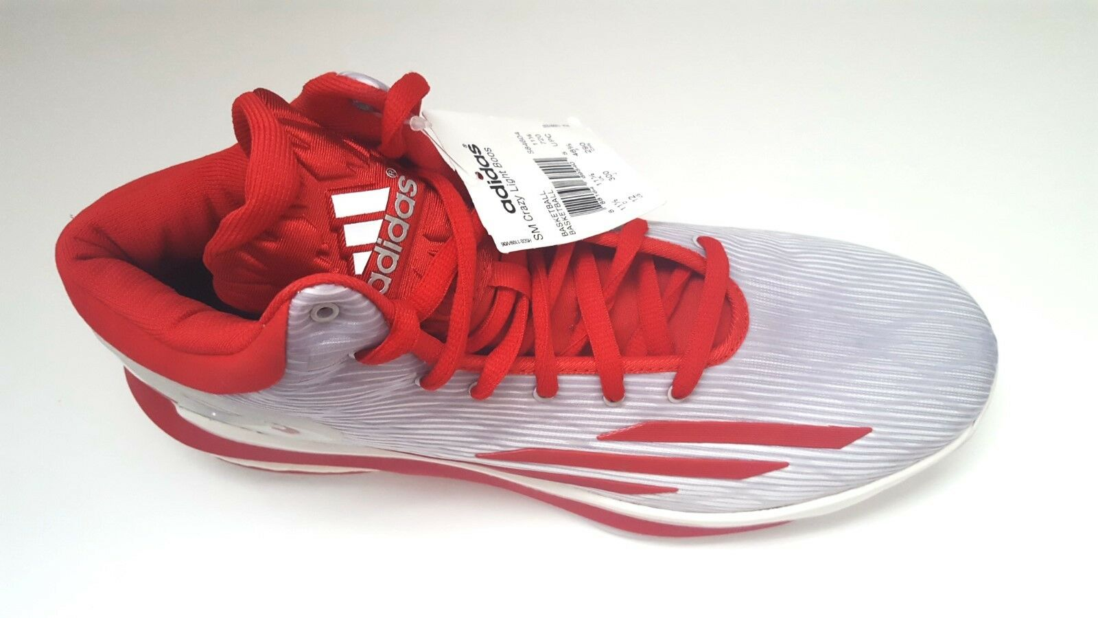 neue adidas - mann ist sm - verrückte licht boos basketball - sm schuhe sz 12us 0919d2