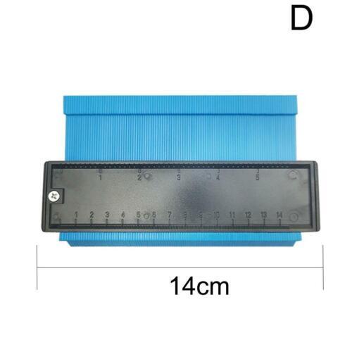 "5//6//10/"" Shape Contour Duplicator Profile Gauge Tiling Laminate Tiles Edge Shapes"