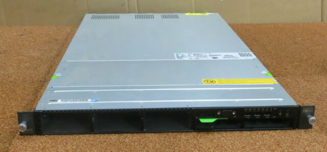 Fujitsu PRIMERGY RX200 S6 2 x SIX Core XEON 2.40GHz E5645 16GB Ram 1U Server