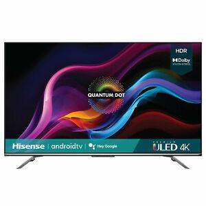 Hisense 75 Inch U7G Series 4K ULED Quantum HDR Smart Android TV 75U7G (2021)