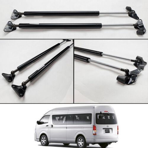 Tail gate Rear Strut Shock High Roof Fit Toyota Hiace Commuter LWB Quantum Van