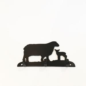 Les profils-mouton et agneau key rack