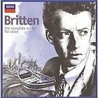 Britten: The Complete Works for Voice (2013)