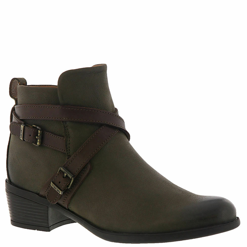 Bussola 'Alessia' Ankle Boot in Military size 39 was  139