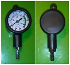 Intermediate Pressure Check Gauge for BCD Inflator Hose (IP, PSI & BAR)