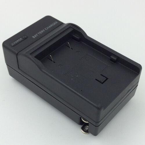 Cargador De Batería Para Bn-vf733 Jvc Gr-d375u Gr-d390u gr-d371 d371u d239 D240 ac//us