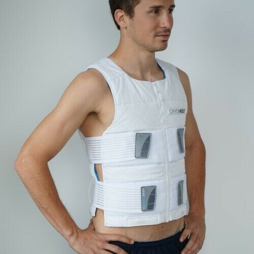 Cryovest From Cryoinnov 2XL Dimensione
