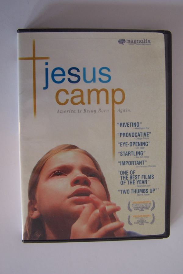 Jesus Camp - America Is Being Born Again DVD Movie