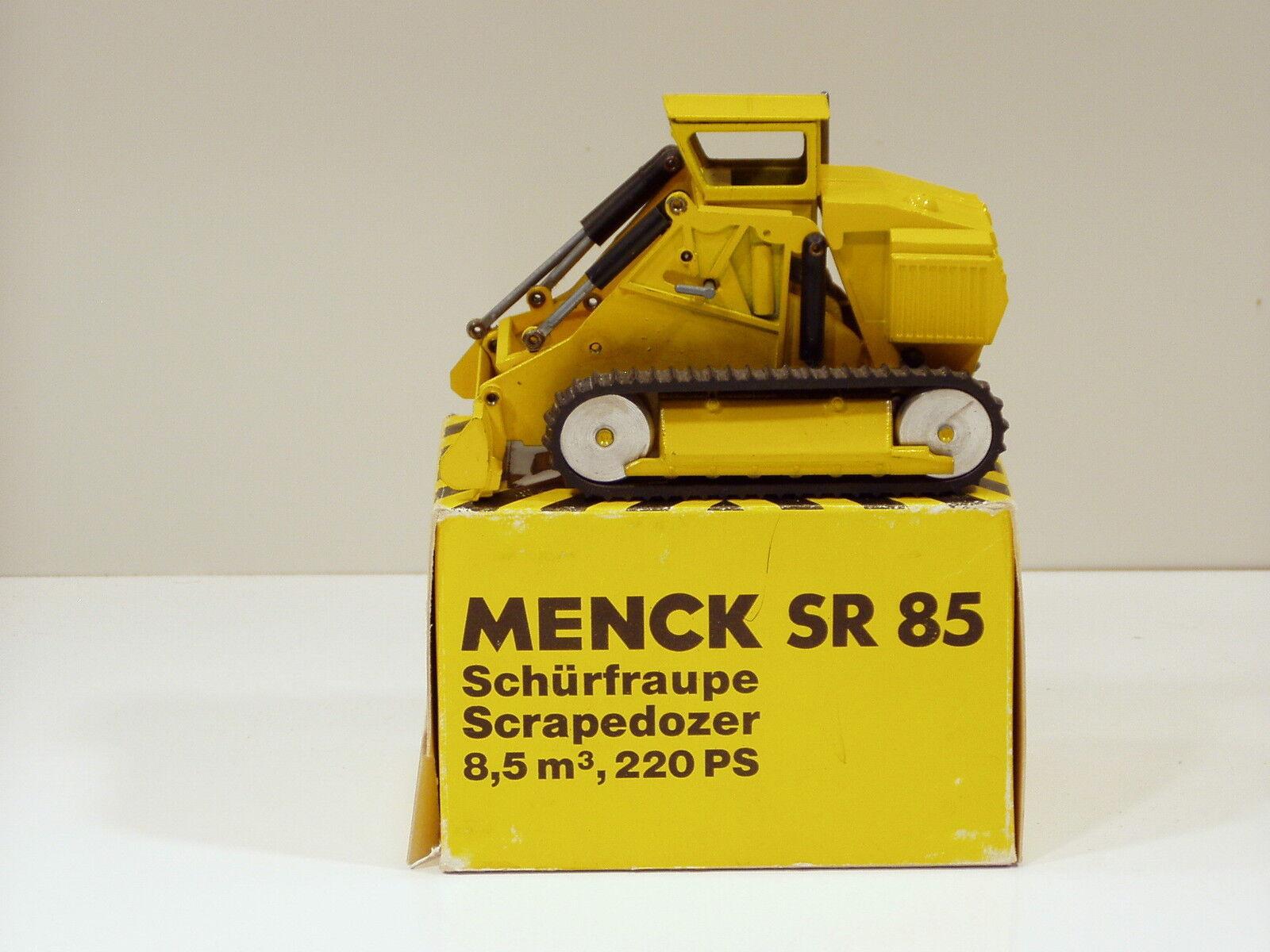 Menck SR85 Scrater Dozer - 1 50 - NZG N.MIB
