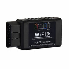 WiFi OBD2 OBDII ELM327 Car Diagnostic Scanner Tool For iPhone Android PC IOS