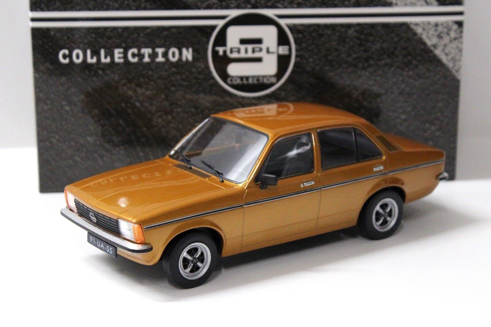 diseñador en linea 1 18 triple triple triple 9 Opel Kadett c2 sedan 4-Doors oro 1977 New en Premium-modelCoches  precios bajos