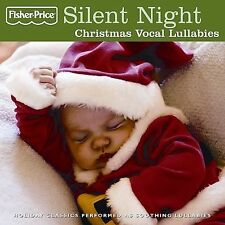 FREE US SHIP. on ANY 2 CDs! NEW CD Fisher Price: Silent Night: Christmas Vocal L