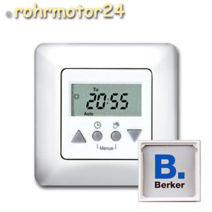 time control timer uhr schaltuhr rolladen schalter rolladen steuerung jalousie ebay. Black Bedroom Furniture Sets. Home Design Ideas