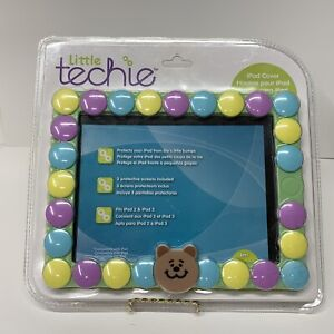 BRAND-NEW-COLORFUL-Childproof-IPAD-COVER-LITTLE-TECHIE-FITS-iPAD-2-amp-iPAD-3