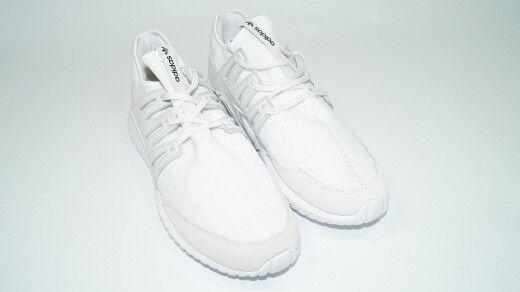 nuevo  Adidas tubular radial PK zapatillas de tenis blancoo EUR 46 zapatos Men blanco 11 1 2