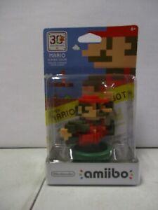 2015 Nintendo Amiibo Super Mario Bros Mario Classic Color