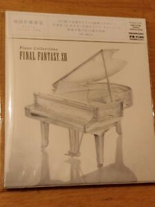 Details about FINAL FANTASY XIII (13) PIANO COLLECTIONS SOUNDTRACK MUSIC CD  - NEW AND SEALED