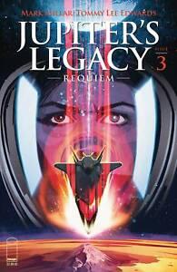 Jupiters Legacy Requiem #3 (of 12) Comic Book 2021 - Image