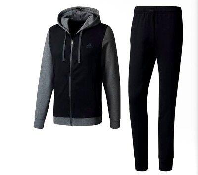 Adidas Originals Fontanka Jacket w Hoodie Size S NWT