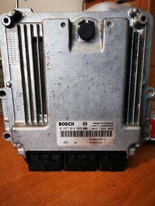 ECU ENGINE ECU TRAFIC//VIVARO 0281014648 8200666516