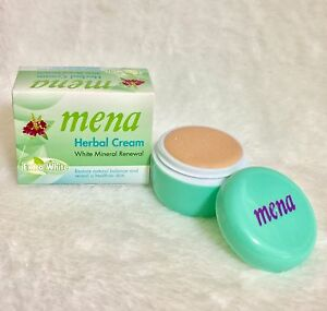 2-Mena-Extra-White-Brightening-Cream-Mineral-Skin-Whitening-Ginseng-Root-Extract
