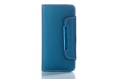 Iphone 6 Case Handy Tasche Schutz Hülle Cover Flip Etui Schwarz Smaragdgrün Neu
