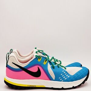 New-Nike-Men-039-s-Air-Zoom-Wildhorse-5-Trail-Running-Shoes-Sizes-8-8-5-and-12
