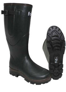 Wellies Olive Neoprene Lining Witch Hunt Fishing Loden Hunting Hiking Size 46