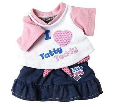 Me To You Tatty Teddy Juguetes-Vestir Ropa Oso