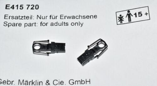 Märklin 415720 2 pezzi NEM-timone frizione accoglienza Set NEM-POZZETTO e415720