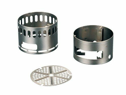 Ya07868 New Stand EVERNEW EBY257 Ti DX Stand New Titanium Stove Accessory Japan Best Deal e179b2