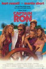 CAPTAIN RON Movie POSTER PRINT 27x40 Kurt Russell Martin Short Mary Kay Place