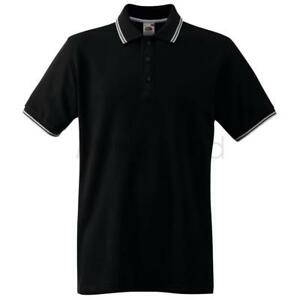 Fruit-of-the-Loom-Tipped-Polo-Shirt