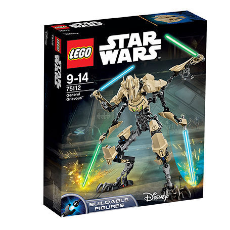 LEGO Star Wars General Grievous (75112) Neu