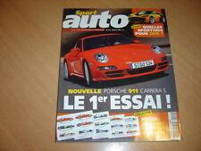 Sport Auto N°510 350 Z Roadster.Ariel Atom 2.911.