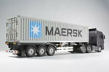 Tamiya 56326 1/14 RC Tractor Truck 40-Foot Container Semi-Trailer