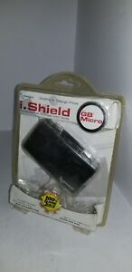 NEW-Gameboy-Micro-i-Shield-Case-Built-in-Viewing-Stand-W-sticky-residue-H17