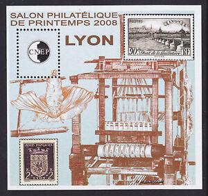 BLOC-CNEP-N-50-LYON-SALON-DE-PRI-NTEMPS-2008-NEUF