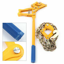 Chain Strainer Cattle Barn Farm Fence Stretcher Tensioner Barbed Wire 1000kgs Us